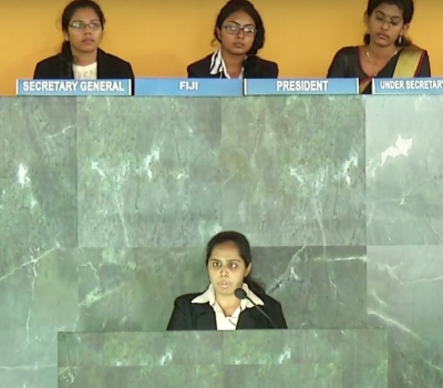 UN Replica 2016 GA INDIA